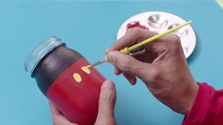 Download Art Attack | #ShowMeYourArt Episode 3: Mickey Mouse Jar - Disney Channel Asia Video