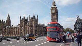 Download London City Bus Tour England 2015. Video
