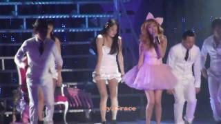 Download [Fancam] 100417 Jessica SNSD - Barbie Girl ft.Key@1st Asia tour in Shanghai Video