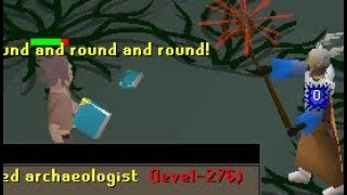 Download Visiting Deranged Archaeologist again (after getting 80 craft) Video
