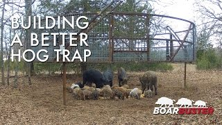 Download Introducing BoarBuster: A Better Hog Trapping System | Feral Hog Trap Video