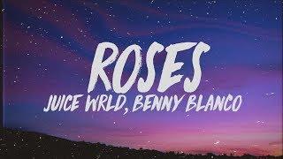 Download Juice WRLD, Benny Blanco - Roses (Lyrics) ft. Brendon Urie Video