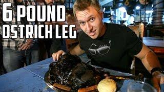 Download Furious World Tour   Argentina - World's Best Steak, 6lb Ostrich Leg, 6lb Tiramisu Eating Challenge Video