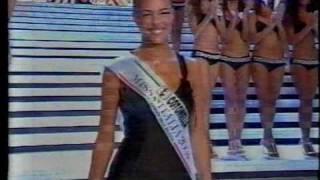 Download Cristina Chiabotto - Presentazione Miss Italia 2005 Video