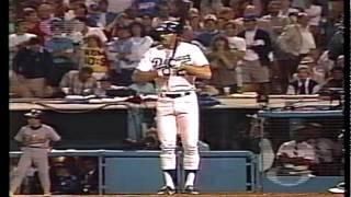 Download Baja del 9no. Inning del Juego 1 De La Serie Mundial de 1988 - Dodgers vs. Athletics - En Español Video