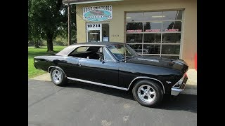 Download RossCustomsMI - FOR SALE - 1966 Chevrolet Chevelle Malibu - $34,900 Video