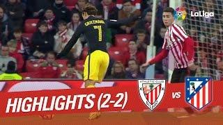 Download Resumen de Athletic Club vs Atlético de Madrid (2-2) Video