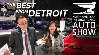 Download The Best Cars from the 2017 Detroit Auto Show Video