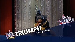 Download Triumph The Insult Comic Dog Explains Trump's Win Video
