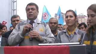 Download GENEL BAŞKANIMIZIN OYAK RENAULT A.Ş. İŞYERİ ZİYARETİ. 16/04/2013 Video