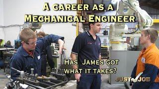 Download A Career as a Mechanical Engineering Technician (JTJS42009) Video