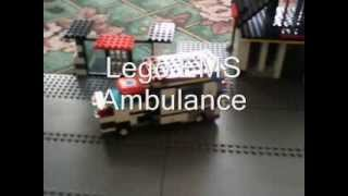 Download Lego EMS Ambulance Video