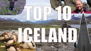 Download Visit Iceland - Top 10 Places to Visit in Iceland Video