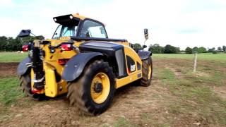 Download Announcing the NEW Cat® TH3510D Ag Handler to the Telehandler Family (Europe) Video
