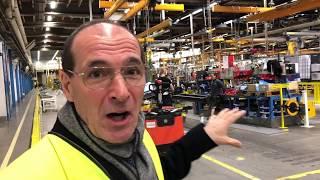 Download Future Manufacturing 4.0: Toyota innovation, robotics, AI, Big Data. Futurist keynote speaker Video