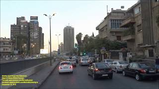 Download Driving: Syria Road Trip: Damascus, Syria (2018-09-23) Video