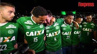 Download Crash en Colombie: les derniers joueurs de l'équipe et leurs fans se rassemblent Video