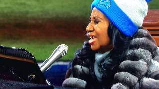Download ARETHA FRANKLIN: Thanksgiving Day National Anthem. Video