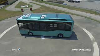 Download Atak Electric 8 Meter Bus - Mobility Redefined | Product Introduction Video Video