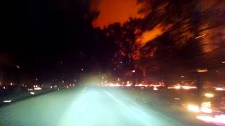 Download Heading toward Middletown on through Valley Fire Video