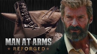 Download Logan X-23's Claws - MAN AT ARMS: REFORGED Video