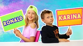 Download THE SIBLING TAG Video