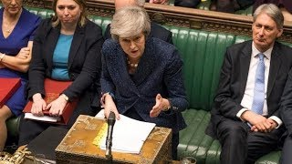 Download Theresa May addresses MPs in the Commons amid calls for second Brexit referendum | ITV News Video