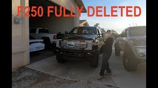 Download F250 FULLY DELETED AND TRICKED OUT Video