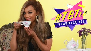 Download Tyra Banks Spills The Tea On America's Next Top Model, Life Size 2, And Her New Book Video