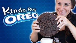 Download DIY KINDA BIG OREO COOKIE Video