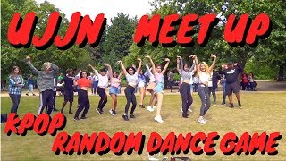 KPOP Random Play Dance in Los Angeles | Ellen and Brian Free