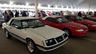 Download World Record Prices! SN95 and Fox Body Mustangs Barrett-Jackson Scottsdale 2017 Video