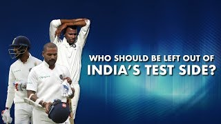 Download I don't see Dhawan retaining his spot for the Tests against the Windies - Harsha Bhogle Video