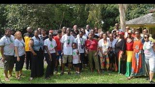 Download African Diaspora Repatriation Village in Ghana - libradio Interview 4-11-2017 Video