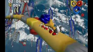 Download Sonic Heroes: PSW Exclusive Video Game Preview Footage Video