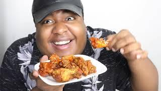 Download JUICY BUFFALO Wings Mukbang : Why I don't V0TE, R KELLY & More Video