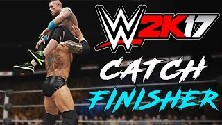 Download WWE 2K17 - Catch Finisher Concept Video