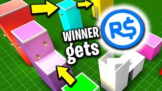 Download i Made a BLOXBURG OBBY *IF YOU WIN YOU GET ROBUX* Video