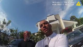 Download Miami Beach Police Arrest Former UFC Champion Conor McGregor (Body Camera Footage) Video