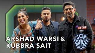 Download Son Of Abish feat. Arshad Warsi & Kubbra Sait Video