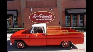 Download 1965 Chevy C10 Custom Cab Fleetside Pickup Truck in 4K Video