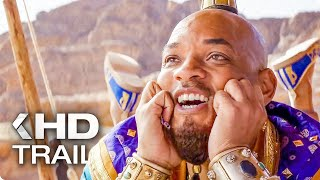 Download ALADDIN - 6 Minutes Trailers (2019) Video