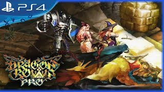 Download Dragon's Crown Pro (2018) - 13minutes of Gameplay - PS4 Video