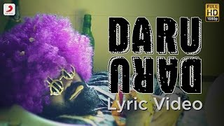 Download DARU DARU – LYRIC VIDEO | DEEP JANDU FEAT DIVINE & GANGIS KHAN Video