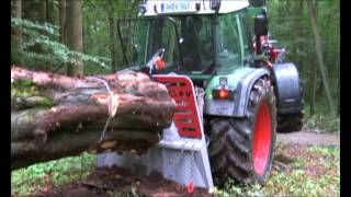 Download LGK Troliu Forestier FSW 4,5 M Video