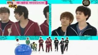 Download {ABMSUBS} 100728 MBLAQ + Suju on ShinPD EP 8 (2/4) Video