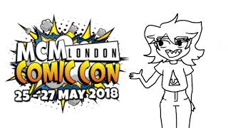 Download Update Video! London Comic Con!【KingSpirals】 Video