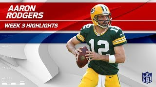 Download Aaron Rodgers Highlights vs. Cincinnati | Bengals vs. Packers | Wk 3 Player Highlights Video
