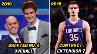 Download He Was Compared to Kristaps Porzingis? What's Happening to Dragan Bender's NBA Career? Video