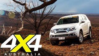 Download Isuzu MU-X | 2018 4x4 of The Year Contender| 4X4 Australia Video